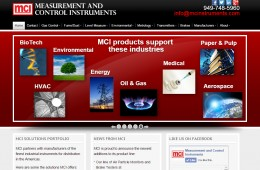 Measurement and Control Instruments